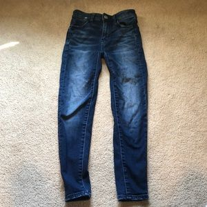 X-short jeans